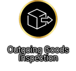 Software for outgoing goods inspection